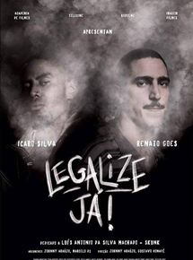 Legalize Já!